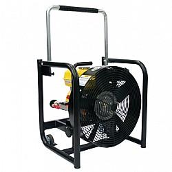 Pretlakové ventilátory