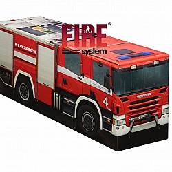Pre hasičské vozidlá